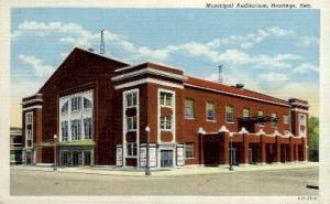 Municipal Auditorium Hastings NE Unused