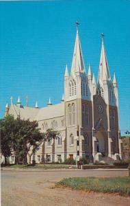 Canada St Patrick's Church Medicine Hat Alberta