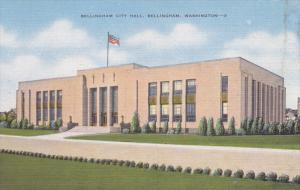 Bellingham City Hall, Bellingham, Washington 1930-40s