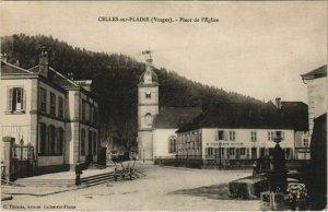 CPA CELLES-sur-PLAINE - PLACE DE L'Église (153510)