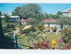 Pre-1980 EL RANCHO MOTEL Key West Florida FL M5076