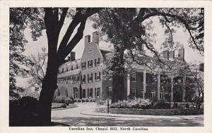 Carolina Inn, Chapel Hill, North Carloina, PU-1942