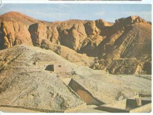 Egypt, Tomb of Tut Ankh Amun, unused Postcard