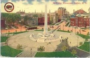 McKinley Monument, Buffalo, New York, PU-1920