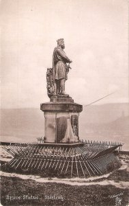 Bruce Statue. Sterling Tuck Silverette Series PC # 1945