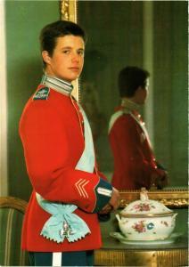 CPM AK Kronprins Frederik DENMARK ROYALTY (855511)
