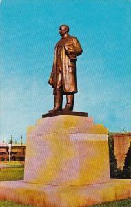 Statue Of Judge Elbert H Gary Founder Of Gary Indiana