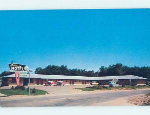 Unused Pre-1980 MOTEL SCENE Aurora Colorado CO G7212