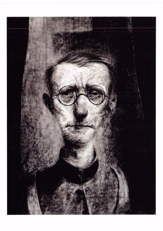 Postcard Art The Doctor (1993) by Ken Currie MU2669 #2765