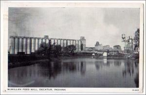 McMillen Feed Mill, Decatur, Ind