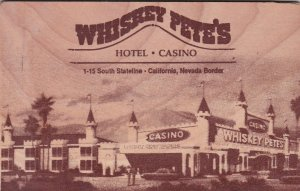 California/Nevada Border Whiskey Pete's Hotel & Casino 1990 sk6980