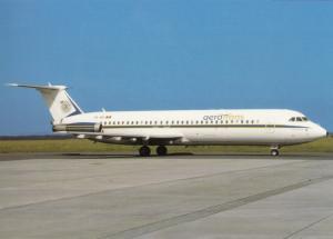 AERO TRANS, RomBac 1-11-561RC, unused Postcard