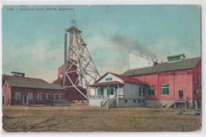 Original Mine, Butte MT