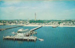 Massachusetts Cape Cod Provincetown The Town Pier