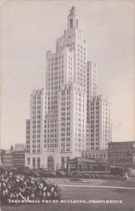 Rhode Island Providence Industrial Trust Building