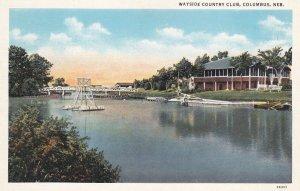 COLUMBUS, Nebraska , 00-10s ; Wayside Country Club