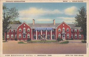Tourists´ Headquarters, New Monteagle Hotel, Monteagle, Tennessee, 30-40s