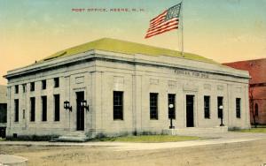 NH - Keene. U.S. Post Office