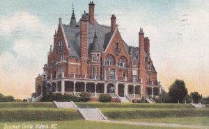 VICTORIA, British Columbia, Canada, PU-1908; Dunsmuir Castle