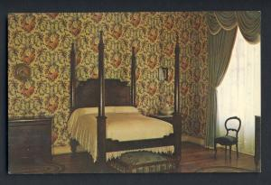 Bardstown, KY Postcard,My Old Kentucky Home/Girl's Bedroom