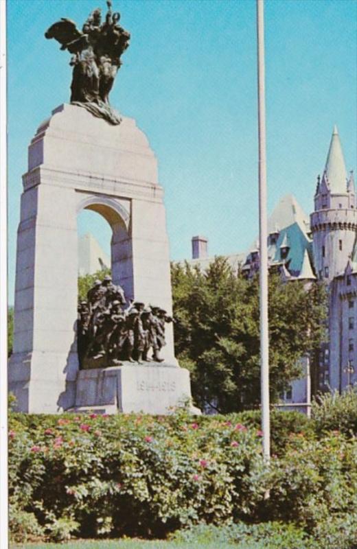 Canada Ottawa Canada's National War Memeorial