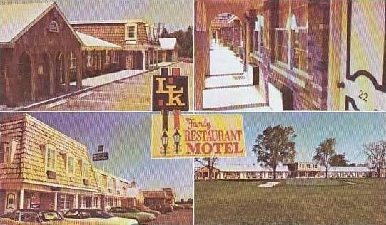 California Bellefontaine L-K Motel & Restaurant