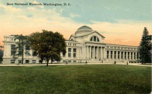 DC - Washington. Washington National Museum.