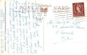 Vintage 1956 Multi View Postcard, Jaywick Sands, Essex 77X