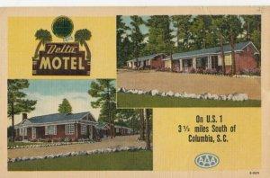 COLUMBIA , South Carolina , 30-40s ; Delta Motel