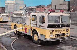 1976 Engine No. 5, Ward LaFrance Pumper Hudson, NY.USA Fire Department Unused