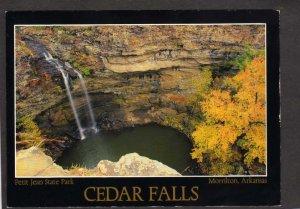 AR Petit Jean State Park Cedar Falls Morrilton Arkansas Postcard