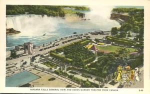 Oakes Garden Theatre - Niagara Falls ON, Ontario, Canada