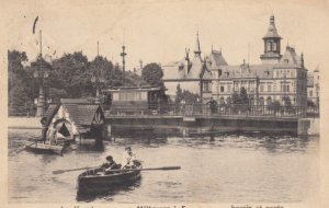 MULHAUSEN i. E., Germany now France, 1910 ; Am Kanal