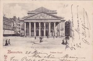 Belgium Brussells Theatre Royal