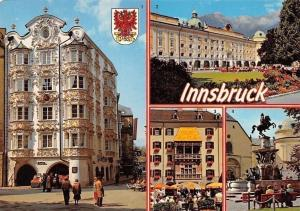 Innsbruck Helblinghaus, Hofburg, Goldenes Dachl, Leopoldsbrunnen