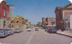 MEDICINE HAT , Alberta , Canada , 40-50s; East on Second Street
