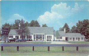 Perryville Maryland~Butlers' Canvasback Inn & Restaurant~US Route 40~50s Cars