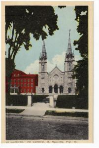 ST. HYACINTHE, Quebec, Canada, 1900-1910´s; The Cathedral