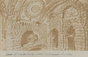 RP: ITALY, 1900-10s; Bones of monks buried under Cappucini Church