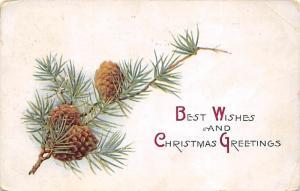 Damaged Christmas 1919