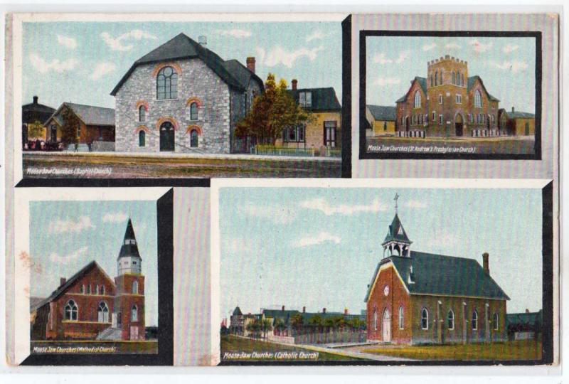 Churches, Moose Jaw