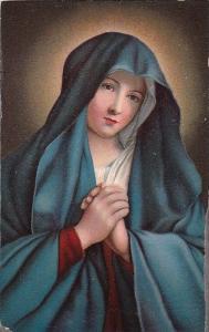 Sassoferrato La Vergine Afflitta Firenze