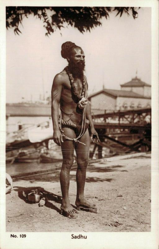 India Sadhu Native 01.66