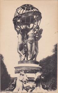 Paris , France , 00-10s : Fontaine Carpaux