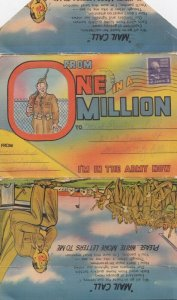 SOLDIER; From ONE in a million , I'm in the Army Now , 1943