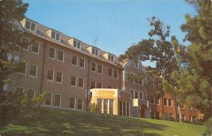 Rock Island Illinois~Augustana College~Andreen Hall Men's Dormitory~1950s PC