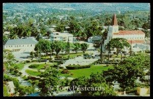 Petion - Ville Square, Haiti, West Indies