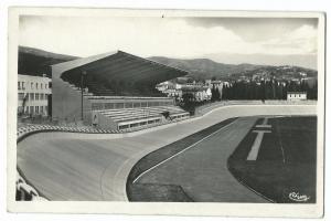 Algeria; Bône, Constantine Municipal Stadium RP PPC, Unposted, c 1920's