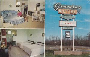 3-views,  Greenbrier Motel,  Route 301 near Lumberton,   North Carolina,  40-60s