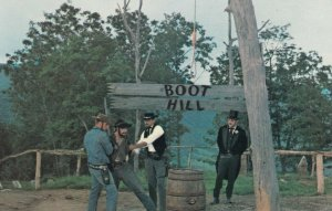 MAGGIE VALLEY , North Carolina, 40-60s: Ghost Mountain